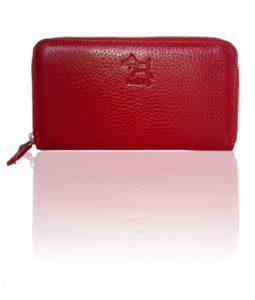 Plånbok - kortplånbok i äkta läder